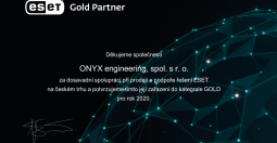 GOLD PARTNER ESET